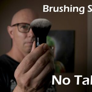 ASMR Brushing Sounds - No Talking