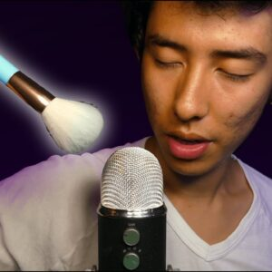asmr for people who DESPERATELY need sleep