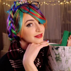 ASMR | Odd Auntie Takes You to Dinner