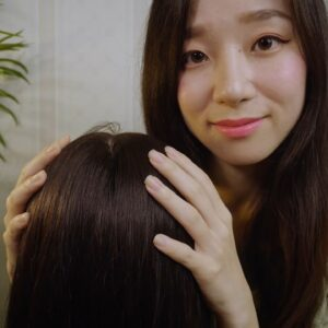 ASMR Playing with Your Hair♥