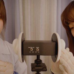 Doctor & Nurse Latte's Ear Cleaning👂 ASMR