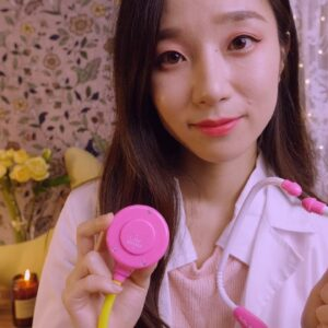 I'm Your Sleep Doctor Tonight💕 ASMR