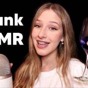 ASMR but I'm drunk