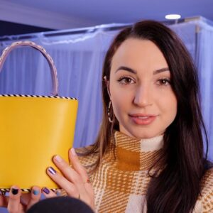 ASMR | Designer Bag Stylist Helps You Pick a Statement Piece