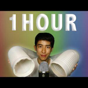 1 hour of ASMR