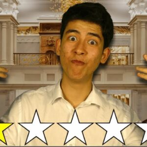 [asmr] worst reviewed hotel (its really bad)