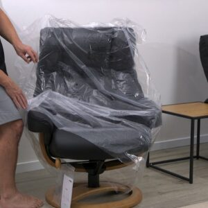 Unboxing ASMR Therapy - IMG Nordic 60 Chair