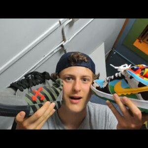 ASMR My Shoe Collection! *insane*