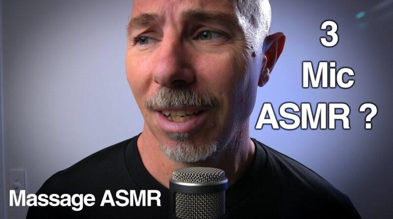 ASMR 3 Microphone Test Take 2