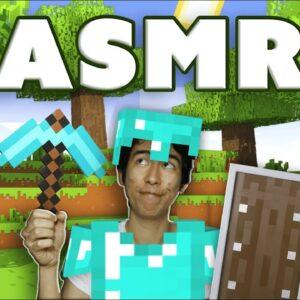 ASMR, but it's Minecraft