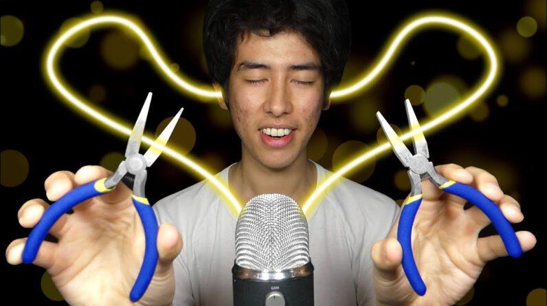 ASMR | Fast & Aggressive Negative Energy Plucking