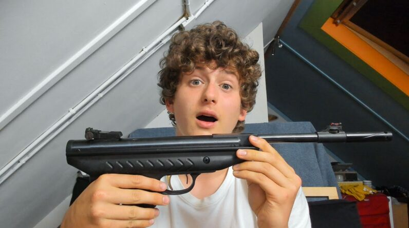 ASMR GUN Collection ( Showing my Guns )