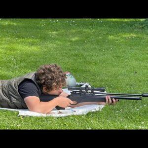 ASMR Shooting My Guns ( Sniper Rifle, Pistol ) *Explosive*