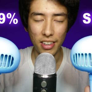 I genuinely promise, you WILL sleep to this ASMR