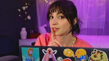 ASMR   Asking You Personal Questions… From YOU