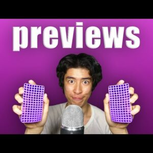 ASMR preview compilation that WILL 100% make you tingle