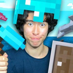 I turned Minecraft into ASMR...